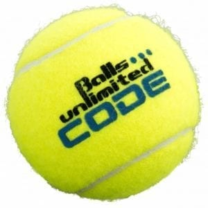 BALLS UNLIMITED Balls Unlimited Code Green – 60 stk. boldpose + boldspand