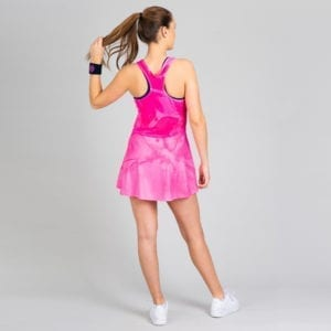 BIDI BADU Youma Tech Dress (3 In 1) – pink, mørkeblå