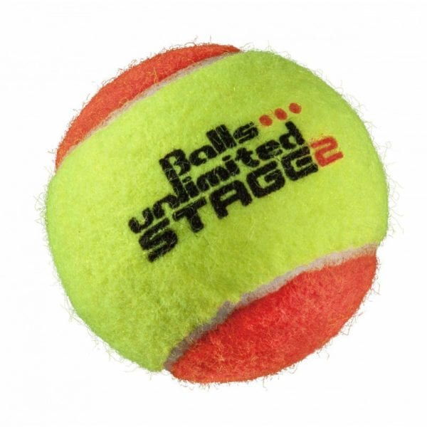 BALLS UNLIMITED Balls Unlimited Niveau 2 (orange) 60 stk. boldpose + boldspand