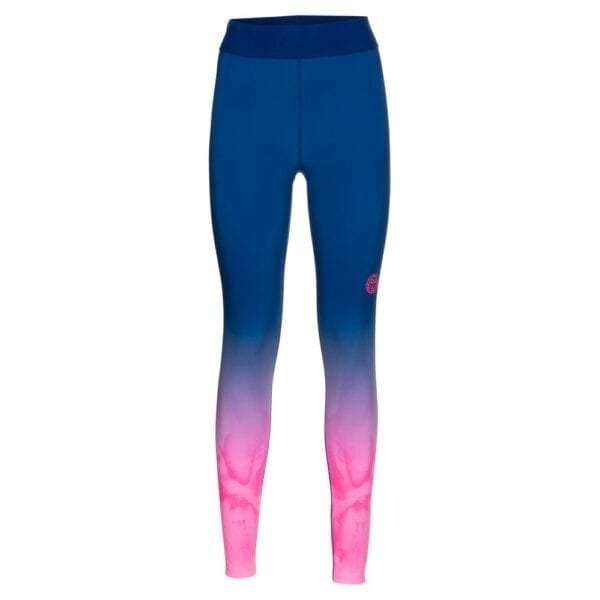 BIDI BADU Tallis Tech Tight – pink, mørkeblå
